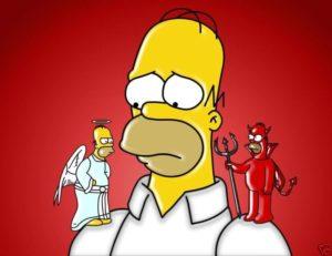Dilemma Homer Image
